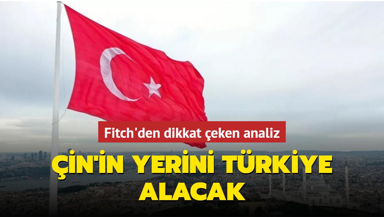 Uluslararası tedarik zincirinin yeni merkez üssü Türkiye olacak