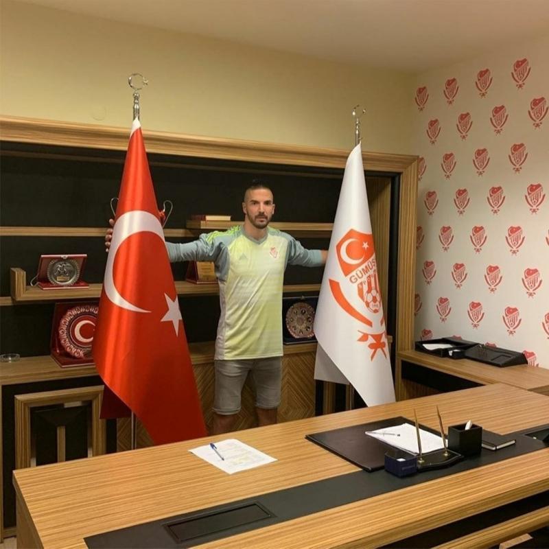 Gümüşhanespor'un gol yemeyen kalecisi Cengiz Biçer sırrını AKŞAM'a açıkladı
