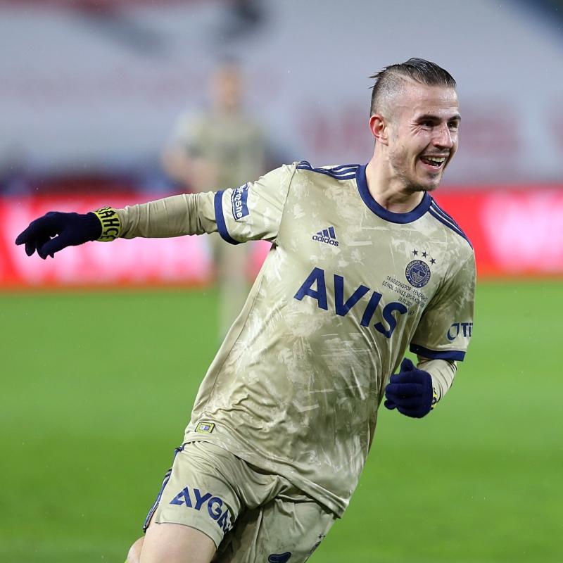 Dimitris Pelkas'tan Trabzonspor'a yine aynı tarife