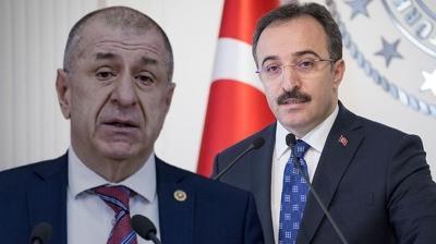 İçişleri Bakan Yardımcısı Çataklı'dan Ümit Özdağ'a yanıt: