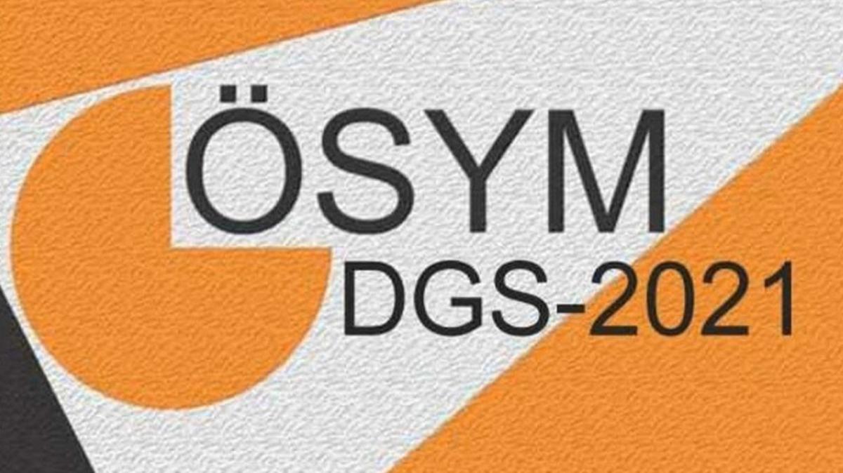 ÖSYM DGS ek yerleştirme kılavuzu yayınlandı! İşte 2021 DGS ek tercih tarihleri