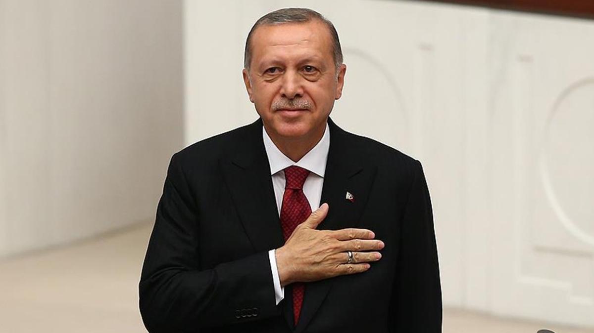 Azerbaycan'dan Başkan Erdoğan'a güven mektubu