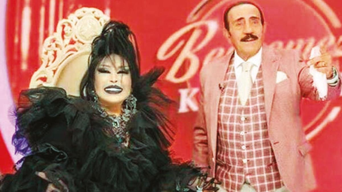 Bülent Ersoy'dan Mustafa Keser'in 'Diva'n sözüne 1 liralık dava