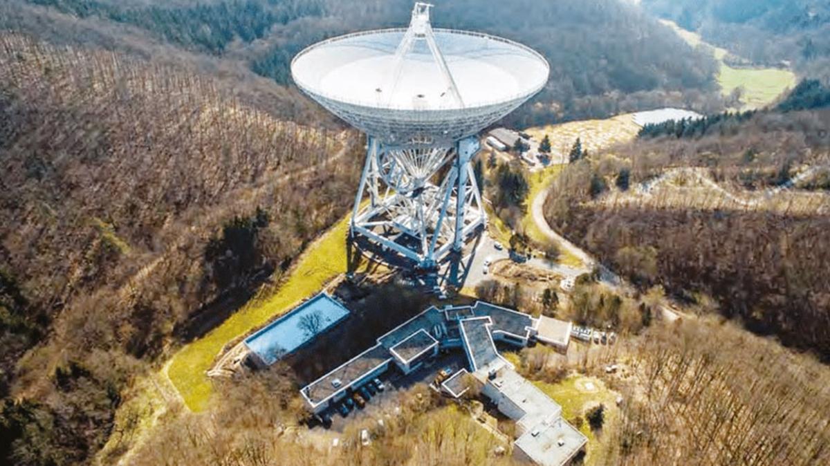 Dış uzayda yaşam sinyalleri