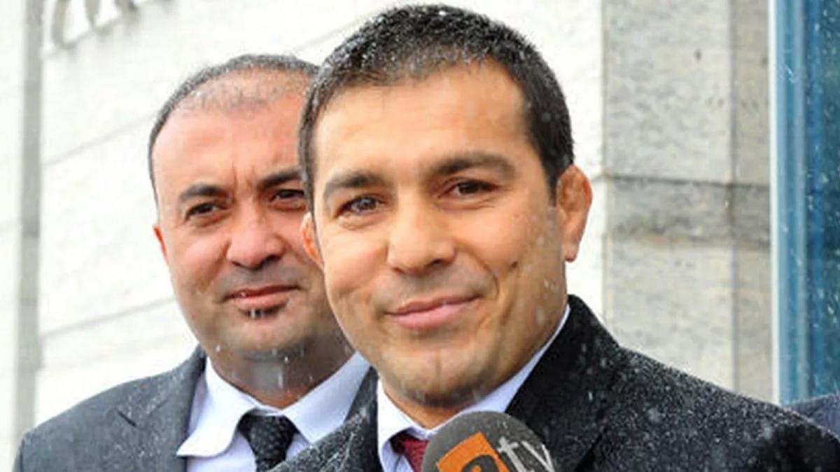Eski milli güreşçi Şeref Eroğlu, federasyon başkanlığına adaylığını açıkladı