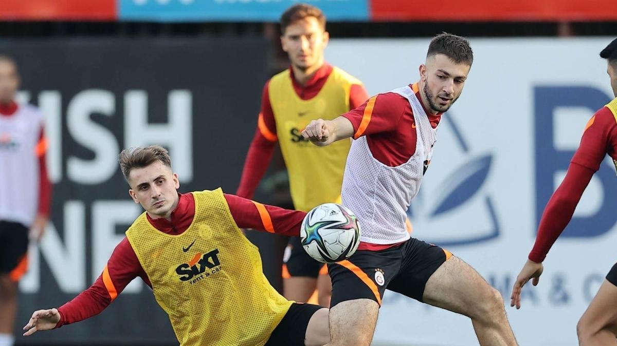Galatasaray'da İttifak Holding Konyaspor mesaisi