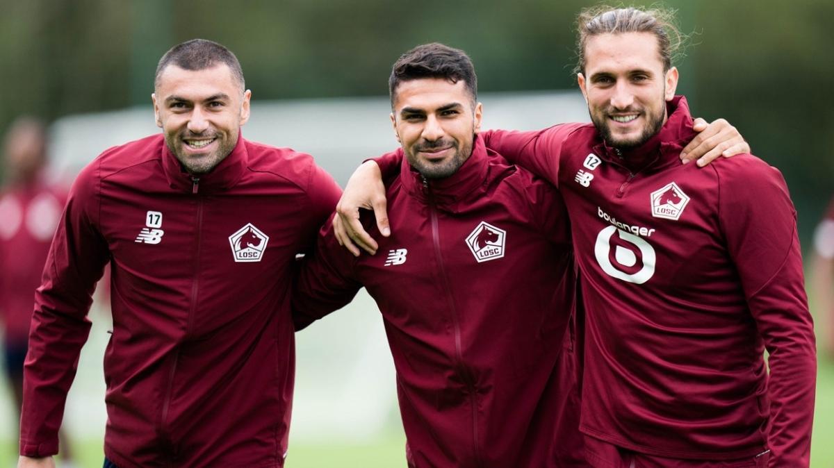 Lille'den 1 Türk eksiliyor! Yeni takımı belli oldu: Burak Yılmaz, Yusuf Yazıcı derken Zeki Çelik...