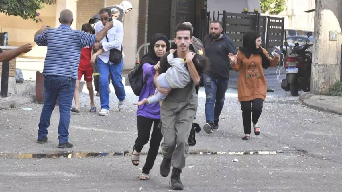 Lübnan hükümeti, Beyrut'ta yaşanan olaylar için bir günlük yas ilan etti