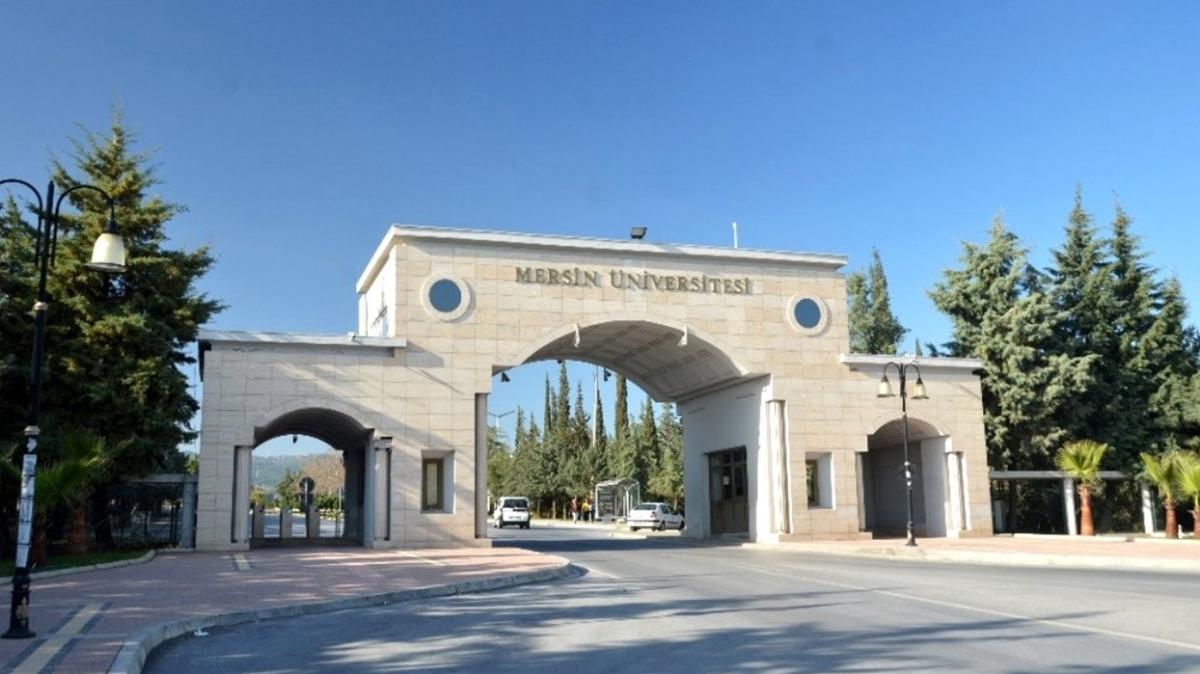 Mersin Üniversitesi öğretim görevlisi alacak!