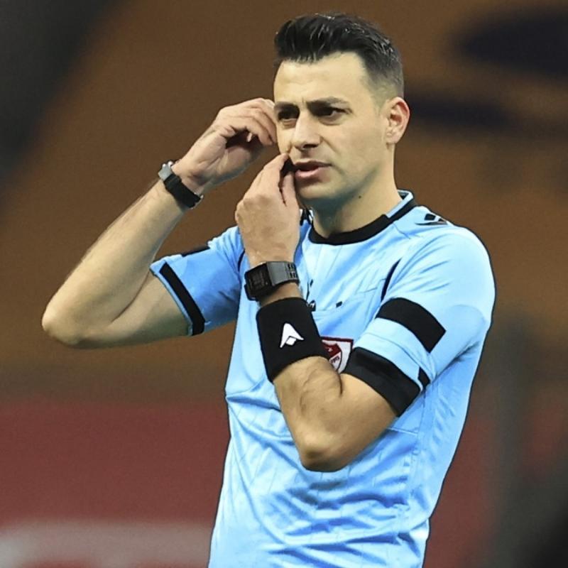 Trabzonspor-Fenerbahçe maçına sürpriz hakem! Ali Şansalan düdük çalacak