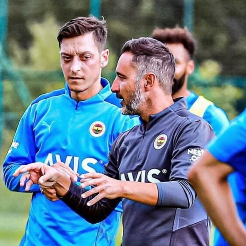 Vitor Pereira Trabzonspor derbisinde bir ilki deneyecek