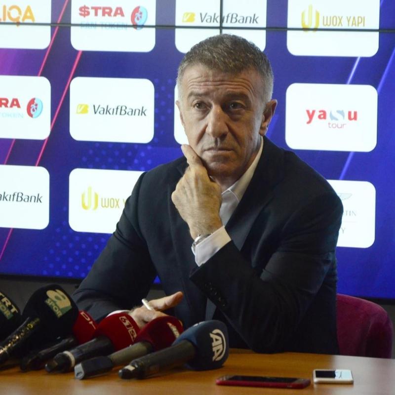 Ahmet Ağaoğlu'ndan derbi açıklaması: 'Hazırız'