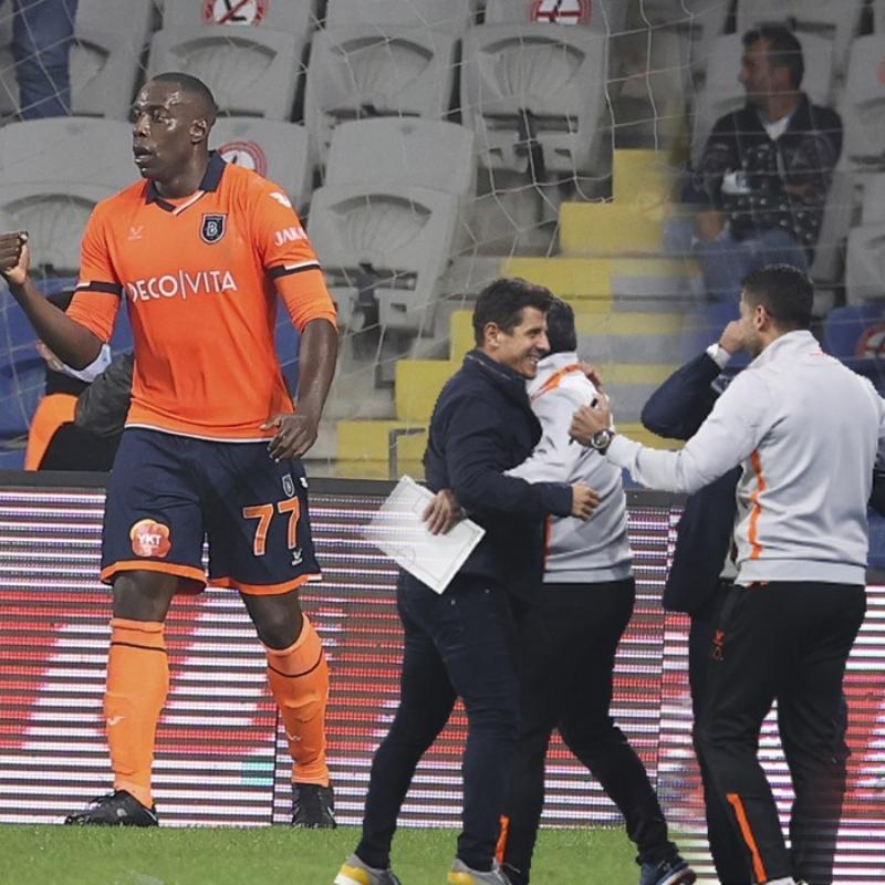 Emre Belözoğlu'nun dönüşü muhteşem oldu! Maç sonucu: Medipol Başakşehir-Beşiktaş: 3-2