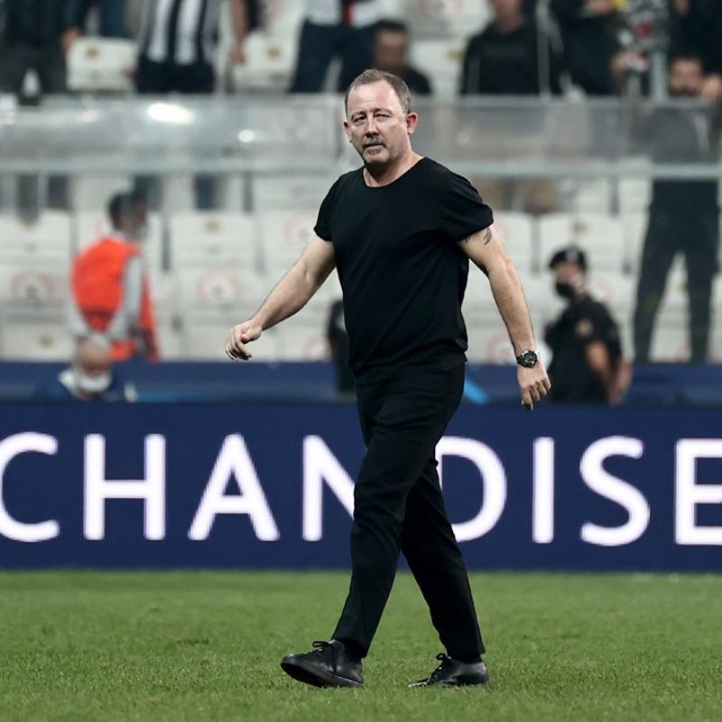 Süper Lig'de ilk 8 haftanın en iyisi Sergen Yalçın
