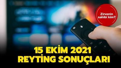 Yalancı, Aşk Mantık İntikam, Arka Sokaklar, Kıbrıs Zafere Doğru reyting sıralaması! 15 Ekim 2021 reyting sonuçları açıklandı mı?