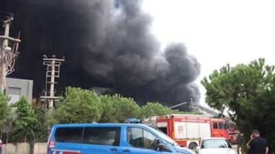Bursa son dakika yangın haberi: Kestel elyaf fabrikası yangını son durum nedir?