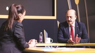 Çalışma ve Sosyal Güvenlik Bakanı Bilgin: Örgütlenme kayıt dışıyla mücadelenin önünü açar