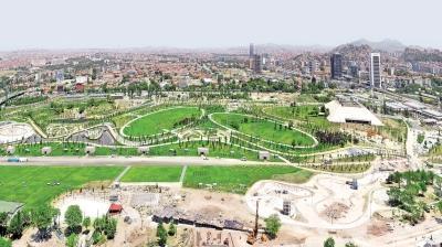 Çevre, Şehircilik ve İklim Değişikliği Bakanı Kurum: Ankara'nın yeni merkezi açılıyor