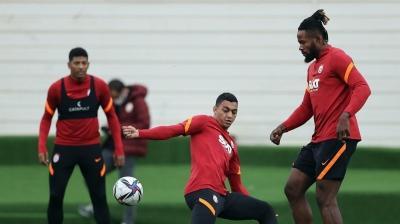 Galatasaray'da Konyaspor mesaisi