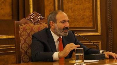 Paşinyan'dan yeni çağrı! Türkiye ve Azerbaycan mesajı