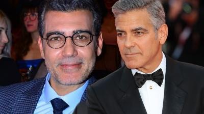 Caner Cindoruk'un George Clooney memnuniyeti