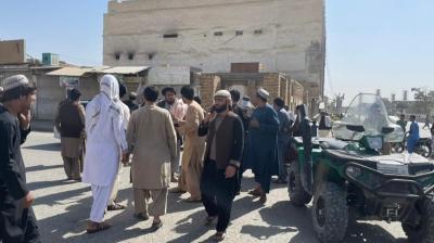 Son dakika haberi: Afganistan'da camiye bombalı saldırı