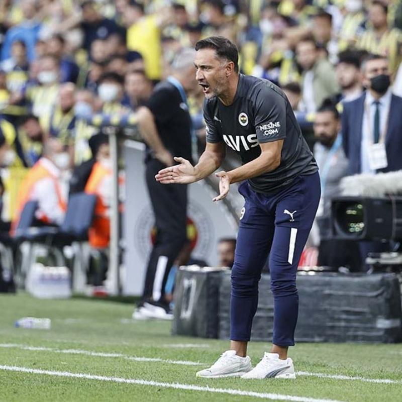Vitor Pereira'dan derbi öncesi flaş karar