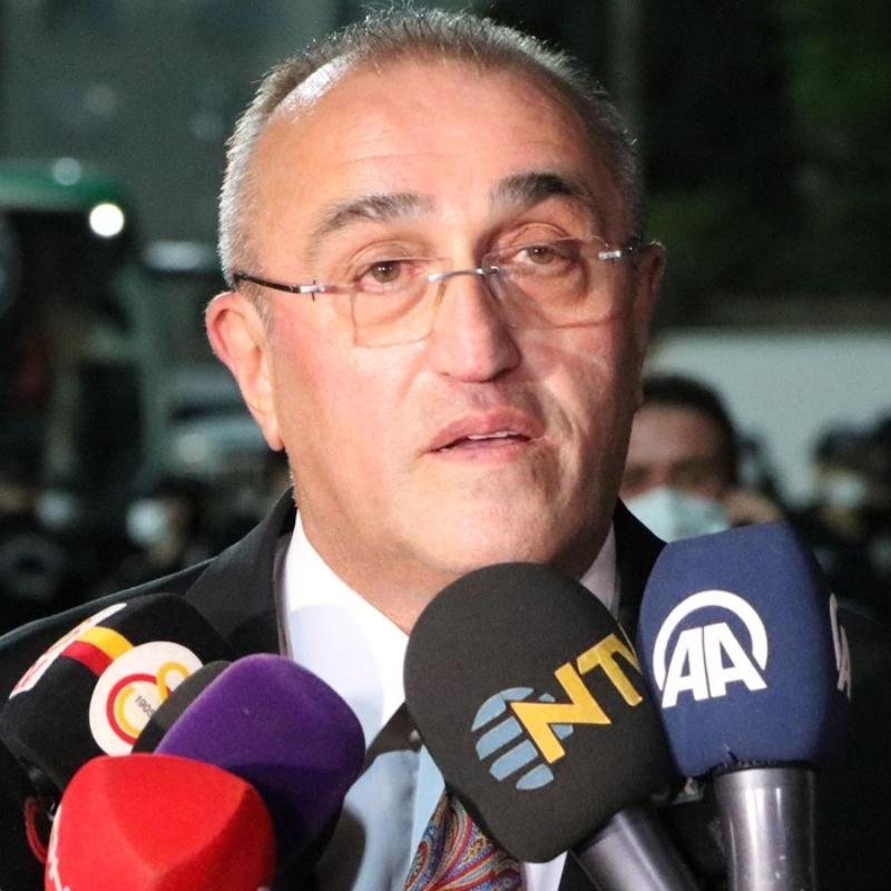 Abdurrahim Albayrak genel kurulda konuştu: Rakiplerimizi sevindirmeyelim