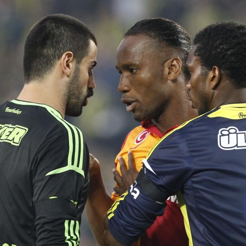 Didier Drogba Fenerbahçe derbisinde ırkçılığa uğramış