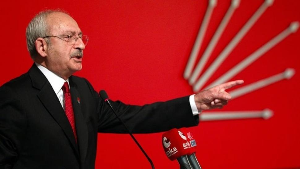 Kılıçdaroğlu açık açık tehdit etti:  Pazartesi son gün