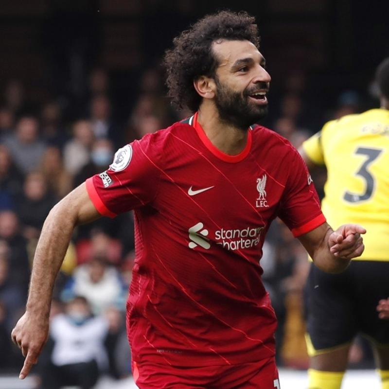 Liverpool Watford'u ezdi geçti! Salah, Mane ve Ozan Tufan...