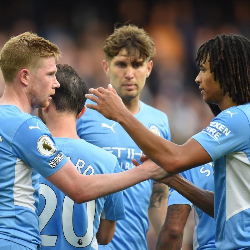 Manchester City, Burnley'yi iki golle geçti