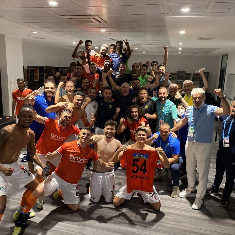 Marius Sumudica bir döndü pir döndü! Maç sonucu: Adana Demirspor-Öznur Kablo Yeni Malatyaspor: 0-2