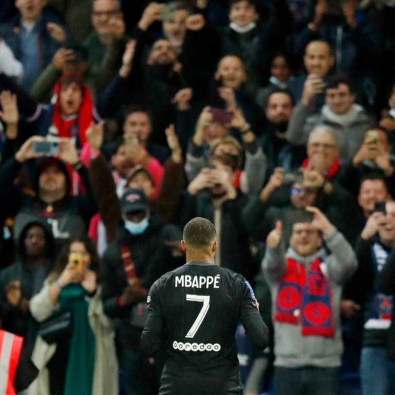 PSG geriden gelerek kazandı