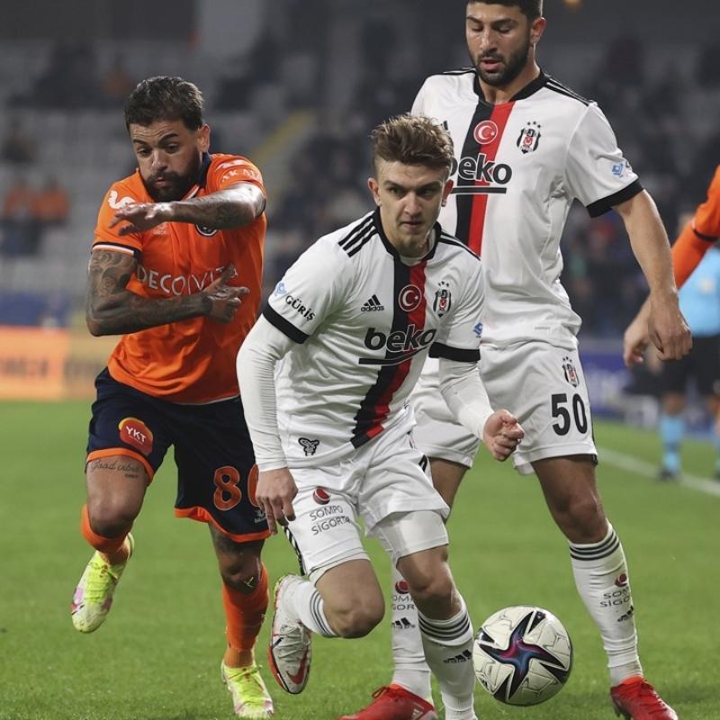 Beşiktaş'ta üst üste gelen puan kayıpları can sıkıyor