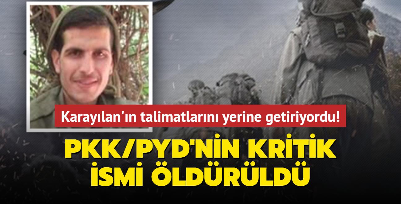 Karayılan'ın talimatlarını yerine getiriyordu! Sidar Farkin Amed öldürüldü