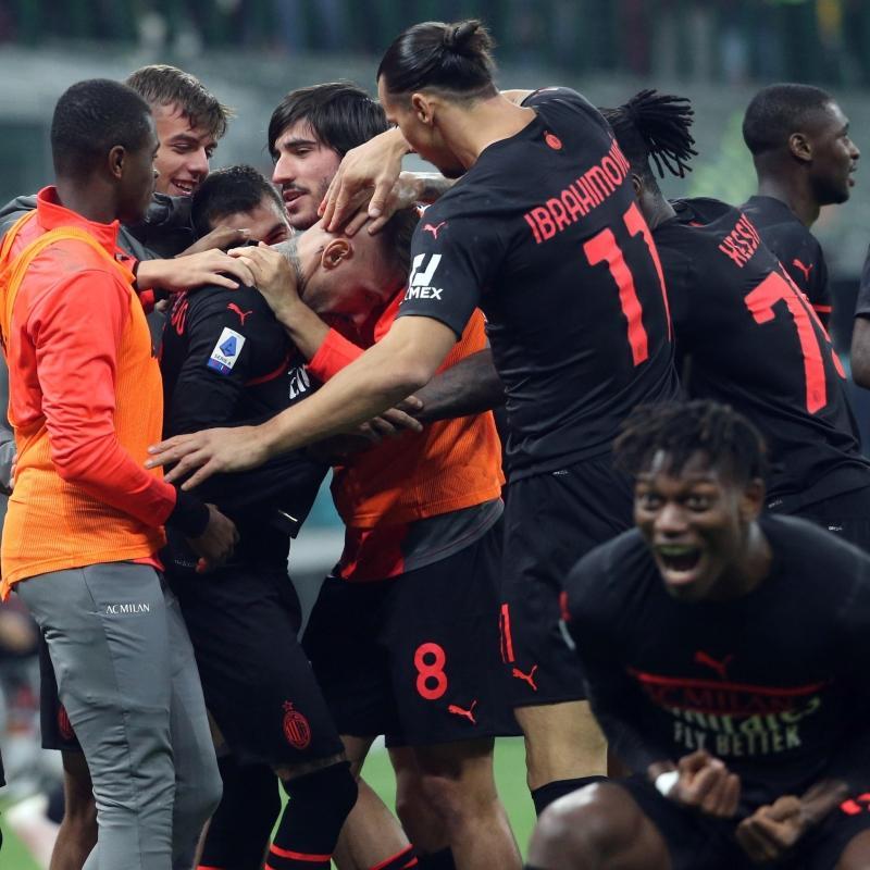Milan, Hellos Verona'yı 3-2 mağlup etti