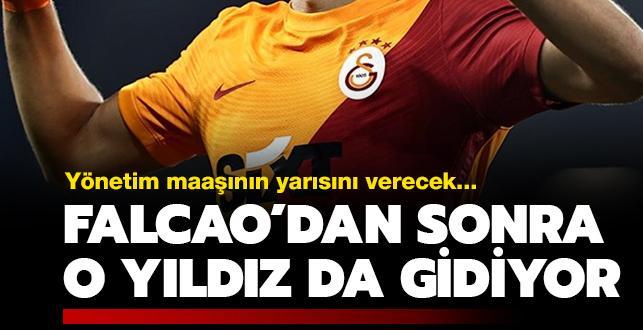Galatasaray'da Falcao'dan sonra o yıldıza da aynı tarife
