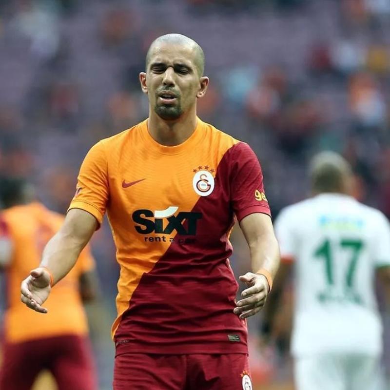 Önce Falcao şimdi o! Galatasaray'da bir yıldız daha kayıyor...