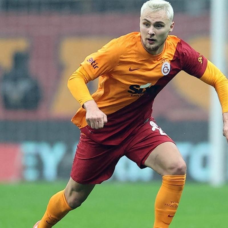 Galatasaray'da Nelsson performansıyla alkış aldı