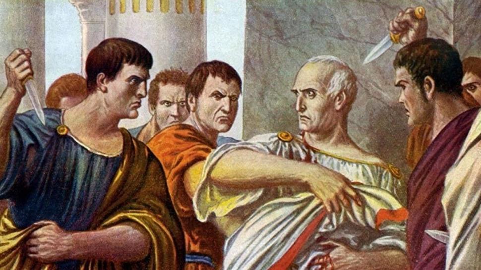 Roma'da imparatorların yüzde 75'inden fazlası katle kurban gitti