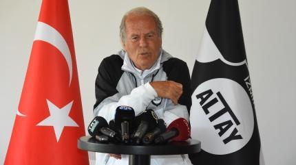 Mustafa Denizli: Biz sene başında bir hedef koyduk