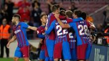 Barcelona, Valencia'yı 3 golle devirdi