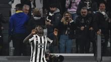 Juventus, Roma'yı mağlup etti