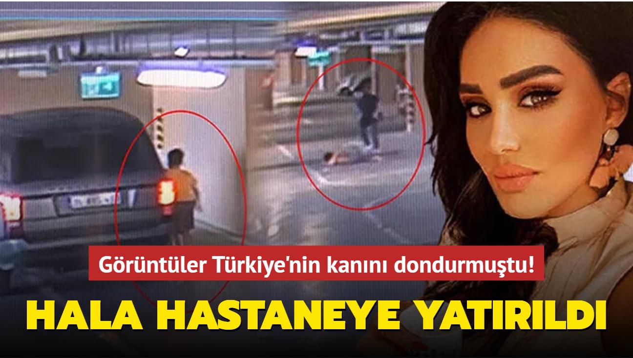 Görüntüler Türkiye'nin kanını dondurmuştu! Yeğeninin ölümüne neden olan hala psikiyatri seviyesinde