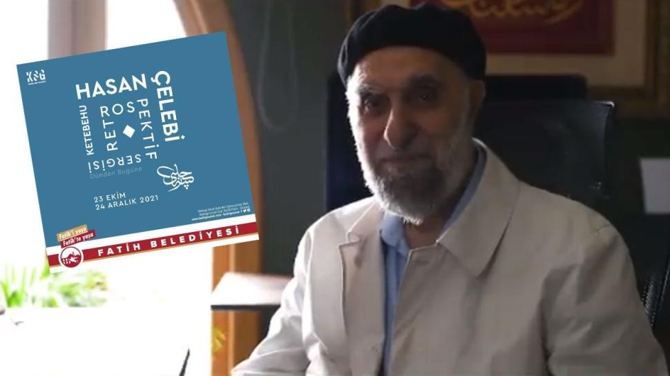 'Ketebehu Hasan Çelebi' Retrospektif Sergisi  Kadırga'da
