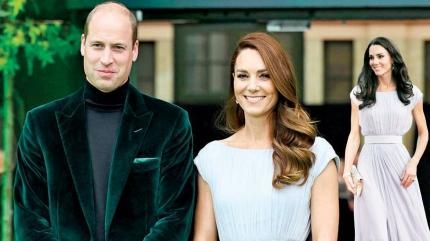 Kate Middleton'dan 10 yıllık elbiseyle 'tutumlu' mesajı