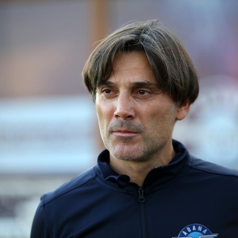 Adana Demirspor Teknik Direktörü Vincenzo Montella: Belhanda için sabır lazım