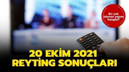 Sadakatsiz, Kuruluş Osman, Kanunsuz Topraklar reyting sıralaması! 20 Ekim 2021 reyting sonuçları açıklandı mı?