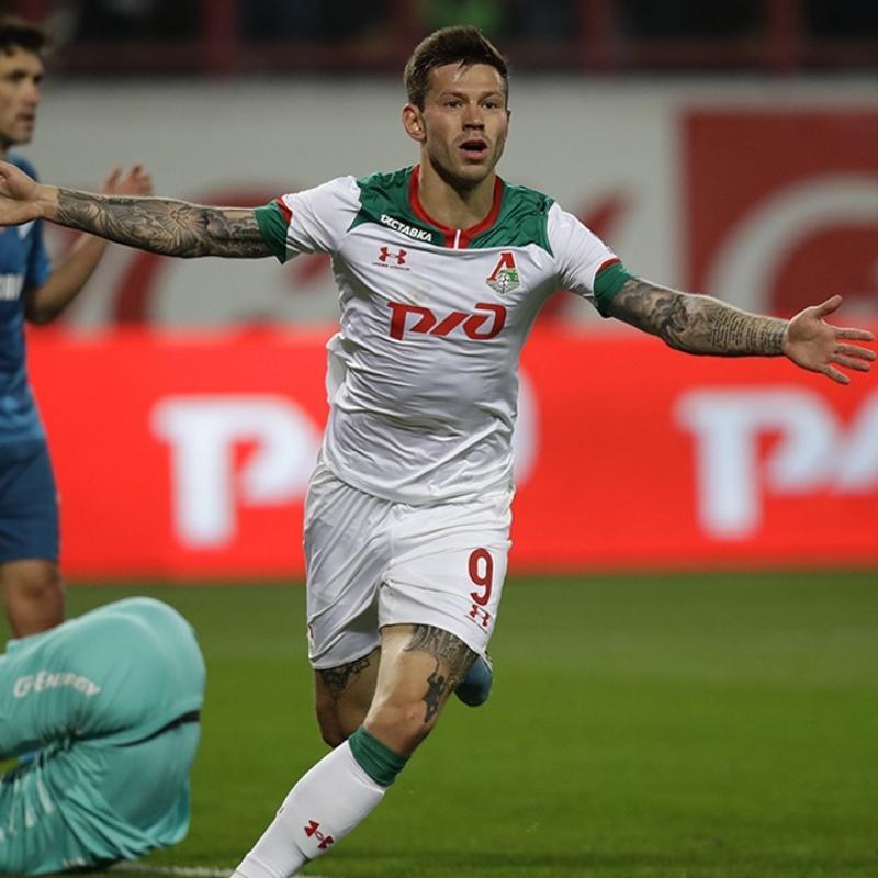 Lokomotiv Moskova'nın artısı golcüsü, zaafı savunması